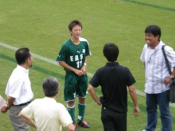新旧横浜スター対談、かな?