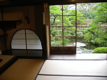 小泉八雲旧宅。こんな家に住みたいなぁ・・・