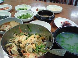 シジミ定食
