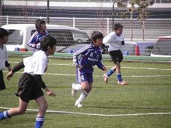 追浜U-10vs二俣川SC