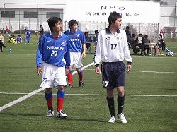 保田隆介&三橋隼人