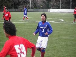 谷岡慎也。若いチームを中盤の底で支えた