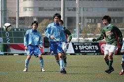 マリノスカップU-17 2日目 横浜vs星稜 他: やりかけの未来